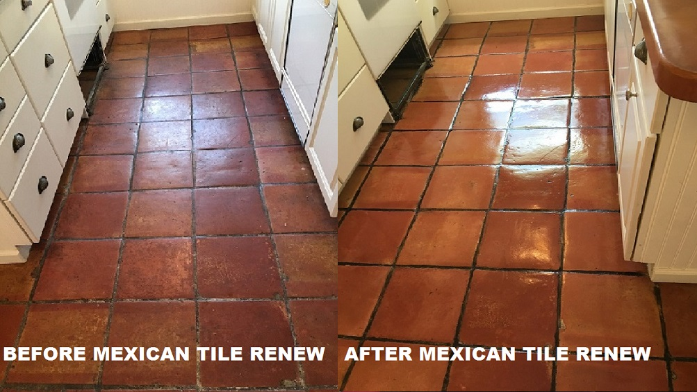 Mexican Tile Renew Florida Mexican Tile Cleaning In Sarasota