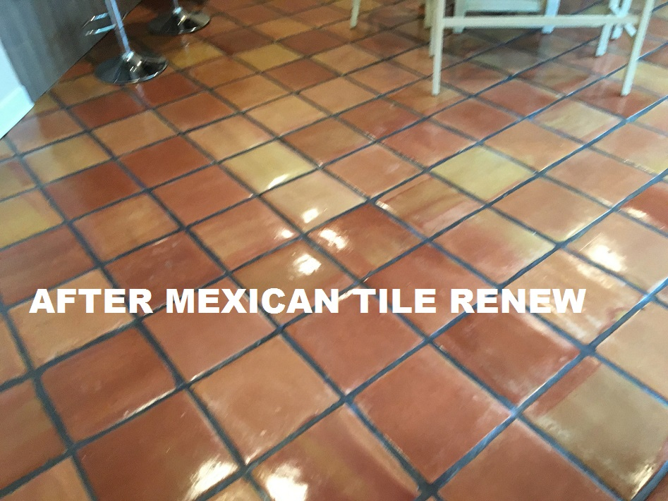 Mexican Tile Clean And Seal Page 5 Tile Cleaning