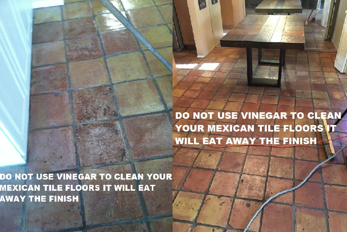 Mexican tile renew clean mexican saltillo tile seal mexican i have been in thousands of homes for mexican tile renew do not use vinegar to clean your mexican tile floors it will eat away the finish better cal vel at dailygadgetfo Image collections