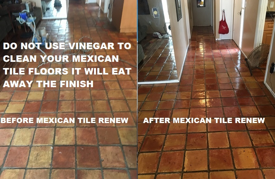 Tile Floor Vinegar To Clean Tile Floor