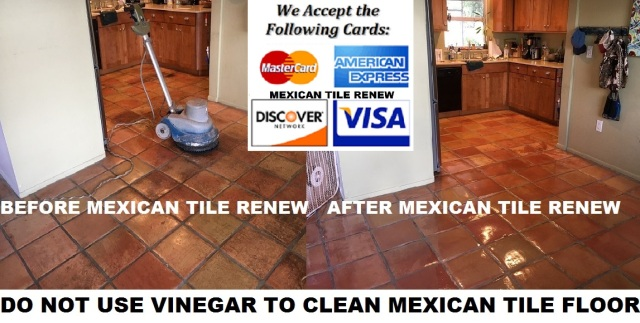 Call Vel At 941 926 7444 For Best Prices On Mexican Tile Refinishing
