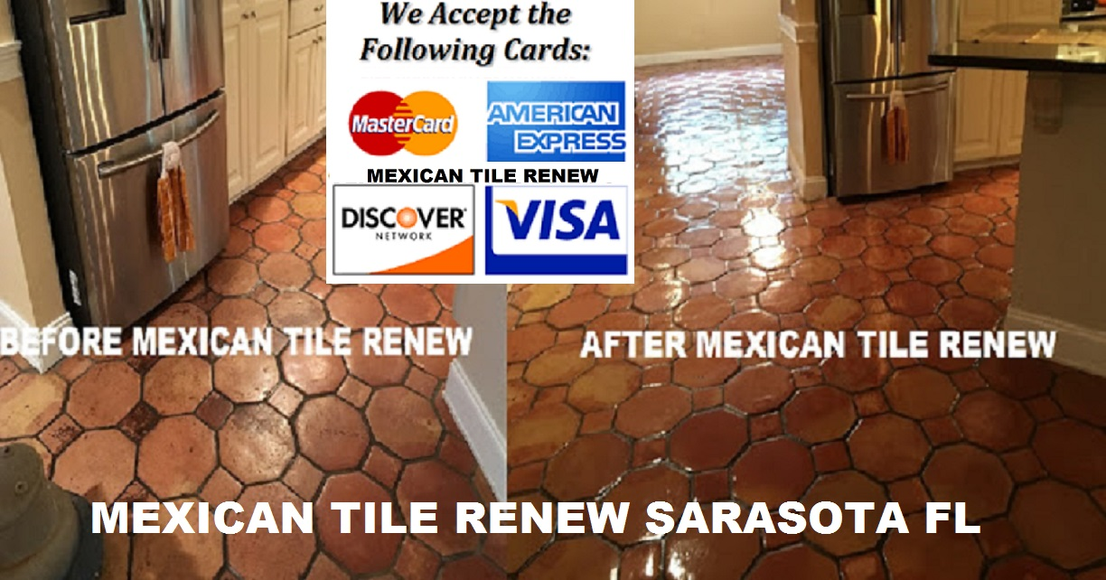 Mexican Tile Renew Restoring Your Saltillomexican Tile Floors In