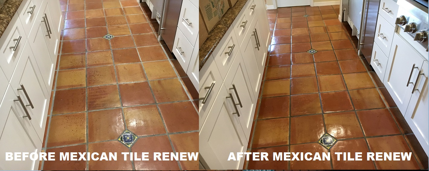 Mexican Tile Is Not Ceramic Tile Mexican Tile Cleaning Sealing