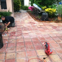 Mexican Tile Renew Projects Clean and Seal Saltilo Tiles From Fort Myers to Sarasota To St Pete Florida