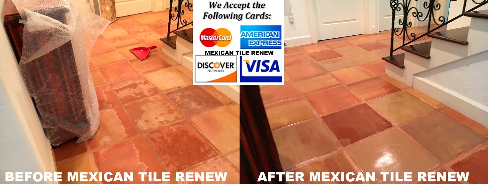 Mexican Tile Cleaning Amp Sealing Mexican Tile Renew Fort