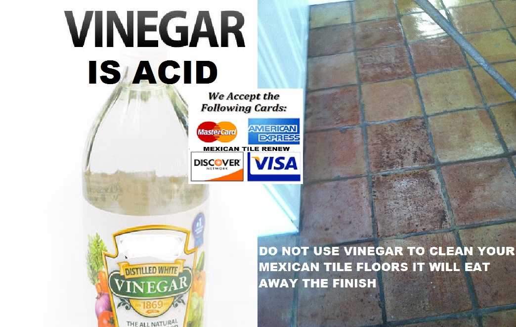 Mexican Tile Cleaning Amp Sealing Mexican Tile Renew